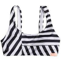 ROXY Sportowa góra bikini czarny / biały
