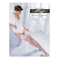 POŃCZOCHY DO PASKA PRINCESSA WZ.10 LYCRA WEDDING COLLECTION GABRIELLA