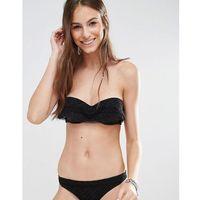 Undiz Crochet Bikini Top - Black, bikini
