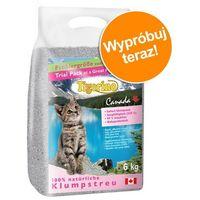 canada żwirek dla kota - zapach pudru dziecięcego - 6 kg (ok. 6 l) marki Tigerino