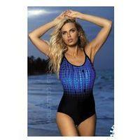 Sportowy kostium kąpielowy jednoczęściowy SELF S28H, S28H