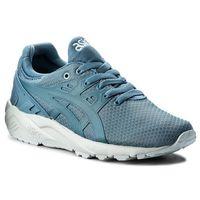 Sneakersy - tiger gel-kayano trainer evo h821n provincial blue/provincial blue 4242 marki Asics