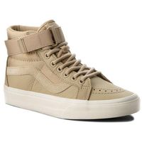 Vans Sneakersy - sk8-hi reissue st vn0a3qy2ub5 (leather) ballistic/corns