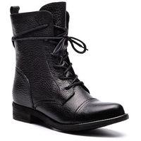 Botki KAZAR - Dalma 34705-01-00 Black