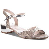 Sandały GINO ROSSI - Uva DNG898-Q95-JF30-0226-0 12/02M, kolor szary