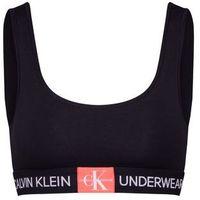 Calvin Klein Underwear Biustonosz łososiowy / czarny / biały (8719115700331)
