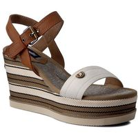 Sandały - jeena sunshine strap wl171661 white 51, Wrangler, 37-39