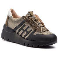 Sneakersy - ruth hv98620 taupe 5/oliva marki Hispanitas