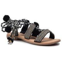 Sandały - quetzali 40501r black, Gioseppo, 36-41