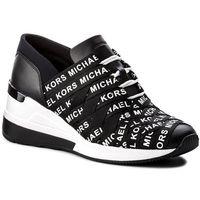 Sneakersy MICHAEL MICHAEL KORS - Cydney Trainer 43T8CYFS1D Blk/Opticwht