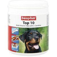 top 10 dogs preparat witaminowy dla psów 750tabl. marki Beaphar