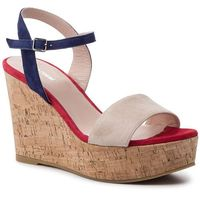 Sandały GINO ROSSI - Tai DNI413-444-4900-5700-0 59, kolor wielokolorowy