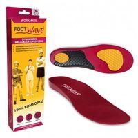 Wkładki ortopedyczne FootWave Workmate
