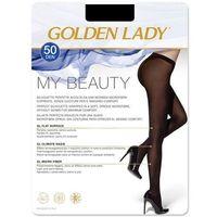 GOLDEN LADY My Beauty 50 • Rozmiar: 3/M • Kolor: NERO (8300081547343)