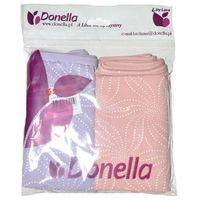 Figi Donella 31424 /WZ.28 A'2 2XL, wielokolorowy, Donella, 1 rozmiar