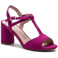 Sandały MENBUR - 20368 Bougainvillea 0018, kolor różowy