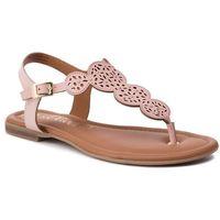 Sandały S.OLIVER - 5-28102-22 Rose 549, kolor różowy