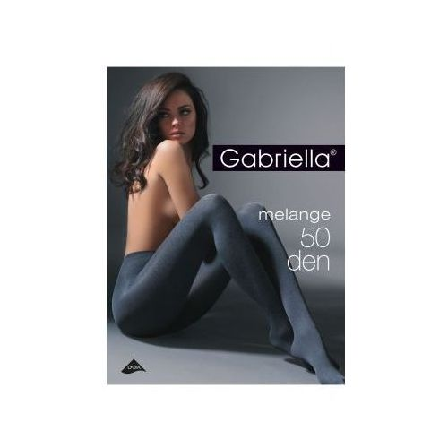 Gabriella Rajstopy melange 50 den