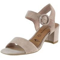Sandały 1-28324 - pudrowy róż marki Tamaris