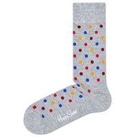 dot skarpetki szary 36-40, Happy socks