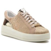 Sneakersy LIU JO - Kim 07 B19015 TX011 Sand 01127, kolor beżowy