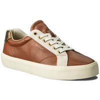 Sneakersy GANT - Mary 15531007 Cognac G45, 1 rozmiar
