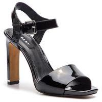 Sandały - chase k4850101 black, Dkny, 38-40