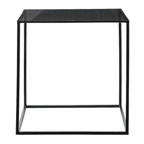 Stolik kawowy Cube, czarny - Bloomingville, 48400018