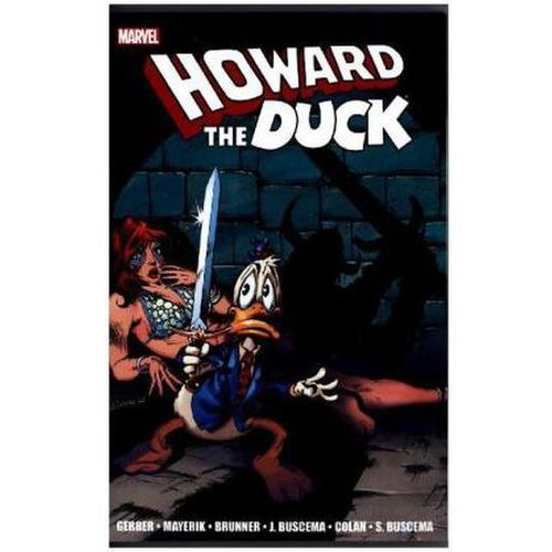 Howard the Duck: the Complete Collection (9780785197768)