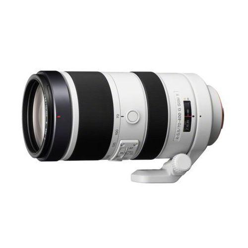 Sony 70–400 mm F4–5.6 G SSM II - produkt w magazynie - szybka wysyłka!