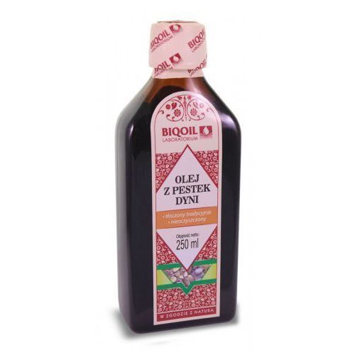 Olej z pestek dyni laboratorium (250ml) marki Biooil