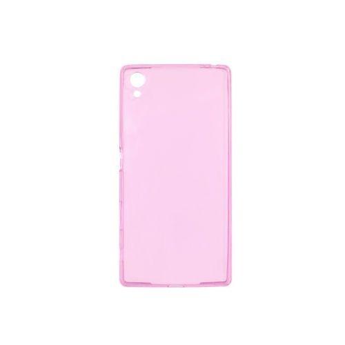 Sony Xperia Z5 - etui na telefon Ultra Slim - różowy, ETSN232ULSLPIK000