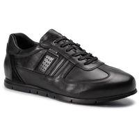 Sneakersy - 3705 czarny 698 marki Badura