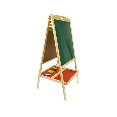 Dwustronna tablica do rysowania i malowania magnetyczna + Kreda KXM-813 (5902921968481)