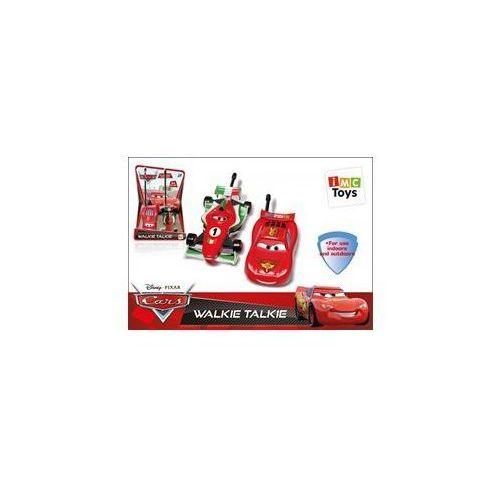 Walkie talkie francesco - mc queen - darmowa dostawa kiosk ruchu marki Imc toys