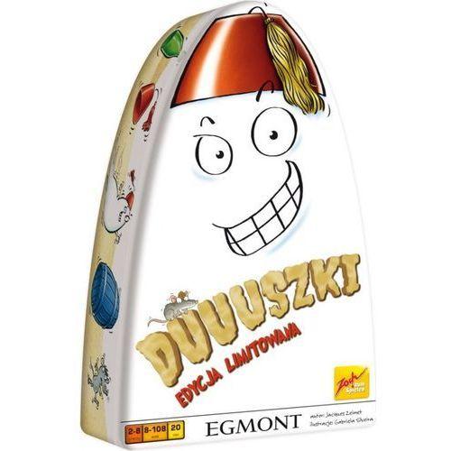 Gra duuuszki edycja limitowana - darmowa dostawa od 199 zł!!! marki Egmont