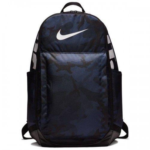 Plecak Nike moro duży szkolny granatowo czarny