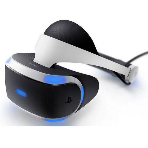 Gogle SONY PlayStation VR + Kamera + Gra VR Worlds + Zamów z DOSTAWĄ JUTRO! + DARMOWY TRANSPORT!