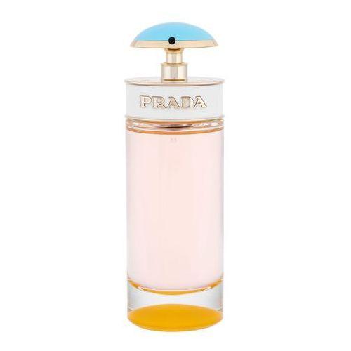 candy sugar pop woda perfumowana 80 ml tester dla kobiet marki Prada