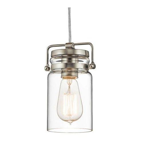 Lampa wisząca BRINLEY MP NI KL/BRINLEY/MP NI - Elstead Lighting - Rabat w koszyku