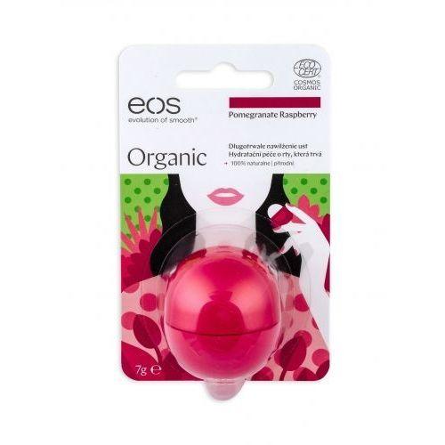 organic balsam do ust 7 g dla kobiet pomegranate raspberry marki Eos