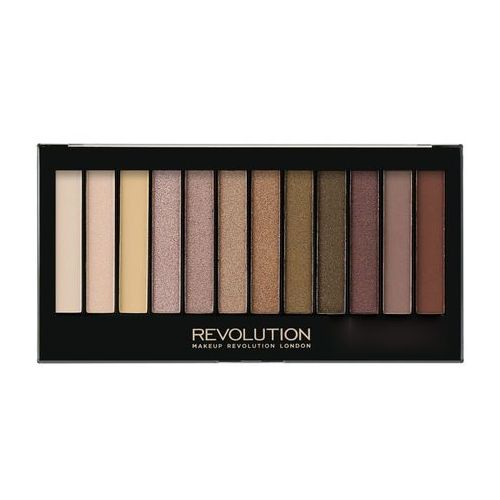 Makeup Revolution Iconic Dreams paleta cieni do powiek z aplikatorem 14 g