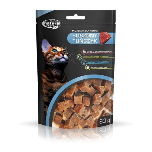 Dolina noteci Natural taste cat suszony tuńczyk 80g x 4