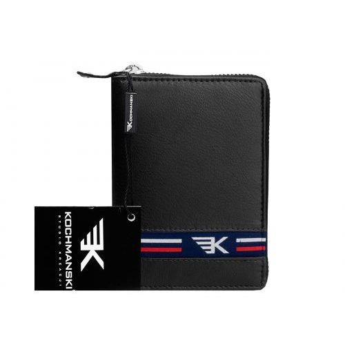 Kochmanski studio kreacji® Młodzieżowy portfel skórzany kochmanski 1217 (9999001039601)
