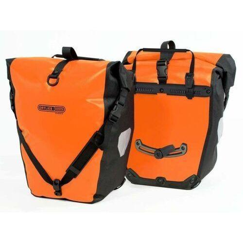 Sakwy tylne Ortlieb Back-Roller Classic Orange-Black 40L