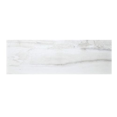 Ceramika color Glazura terra 25 x 75 cm biała 1,5 m2 (5906340495894)