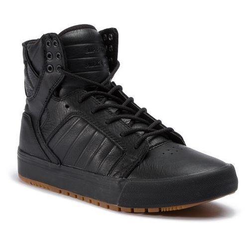 Sneakersy - skytop cw 05901-073-m black/black/gum, Supra, 42.5-44.5