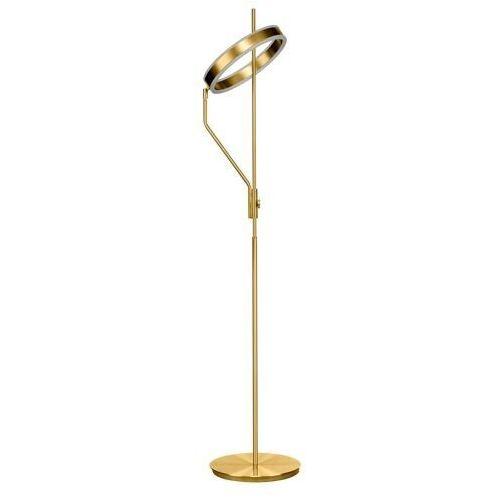 Nowoczesna lampa podłogowa LED złota Galaxy DeMarkt Hi-Tech (632046302) (4250369182237)