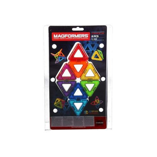 Magformers Rainbow - 8 pcs