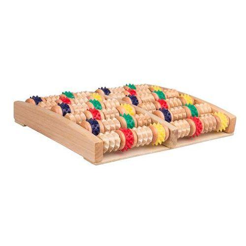 Insportline Drewniany masażer stóp rangkai